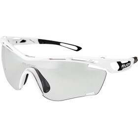 Rudy Project Tralyx Slim Bril, white gloss - impactx photochromic 2 black